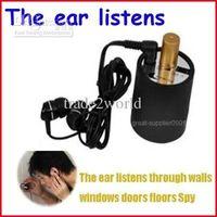 Wholesale Audio Spy High Power Bug Wall Listening Secret Device Brand New