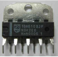 Wholesale 6pcs TDA6108JF Original Integrated Circuit TDA JF