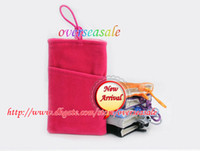 Wholesale Card Wallet Soft Sock pouches pouch bag for Samsung Galaxy I9300 S3 SIII S2 SII I9100 I9000