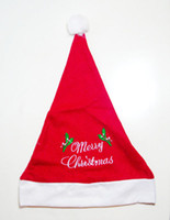 Wholesale Christmas hats decoration christmas led inflatable christmas container baby Christmas Accessories