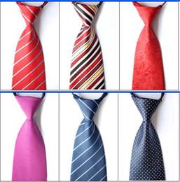 zip ties neck tie cravat men's ties striped ties men neck ties for man wholesale ties L04