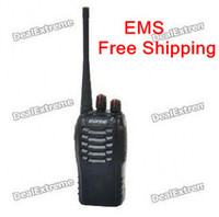 Wholesale EMS for baofeng BF S H777 mhz mini two way radio walkie talkie transceiver