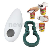 Wholesale Hot Selling One Touch Hands Free Touch Electrical Automatic Can Opener Cordless Kitchen Ware