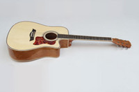 natural color chinese acoustic guitars - Newest Chinese KD200 acoustic guitar inches rhythm guitar acoustic guitar in stock