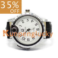 Wholesale The watch Lighters New Novelty Collectible Watch Gas Cigarette Butane Lighter