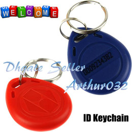 Wholesale Recommend KHz Programmable Writable Proximity RFID ID Keychain Mifare For Access Control