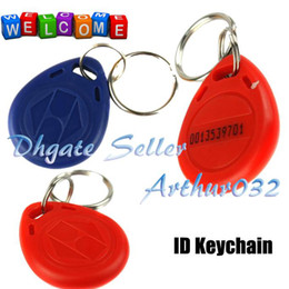 Wholesale Lowest KHz Programmable Writable Proximity RFID ID Keychain Mifare For Access Control