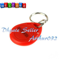 Wholesale Fashion New KHz Programmable Writable Proximity RFID ID Keychain Mifare For Access Control