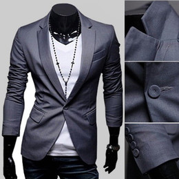 Wholesale 2012 New Hot Fashion Han edition Men s Coat Men s Slim Casual Handsome Coat