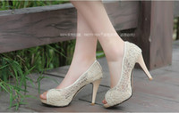 Other in style shoes - NEW women sexy European American style lace Genuine leather Roman wedding shoes sandals in box