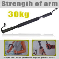 Wholesale New kg Heavy Duty Power Twister Upper Body Strength Fitness Sport Bar