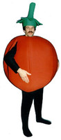 Wholesale fresh big tomato Mascot party costume cartoon