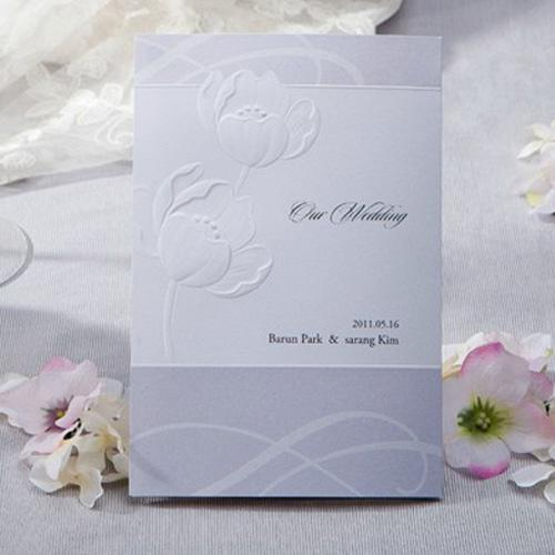 ... Floral Wedding Invitation Cards Invite Bridal Shower Favor Gifts
