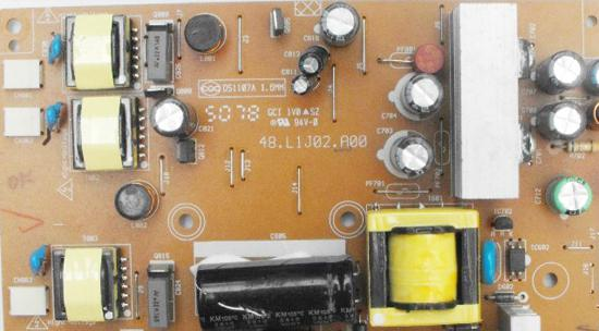 benq 48. l1k02 a00 схема