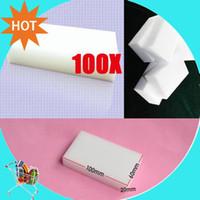 cleaner - Magic Sponge Eraser Melamine Cleaner multi functional Cleaning x60x20mm HG972