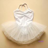 Wholesale Children ballet fitness skirt Performing skirt