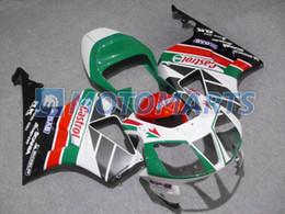 Castrol custom body FOR Honda VTR 1000 R 1000R VTR1000 RVT1000 SP1 SP2 RC51 full set fairing kit