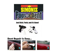 auto gadgets - Dent Ding Auto Car Maintain deboss Repair Removal Automotive Depression Tools Gadgets Device