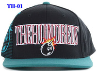 Wholesale Vintage snapbacks hats The Hundreds Snapback hat adjustable snapback hat cap mix order