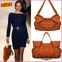 Women affordable bags - 2012 fashion Lady bag Shapes PU leather Multi function Clutch Handbag Bags Affordable Price bag