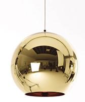 Wholesale Tom Dixon Bronze Shade pendant lamp