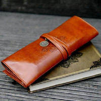 Wholesale New Selling Twilight New Moon PU Leather Pencil Case Cosmetic Pouch