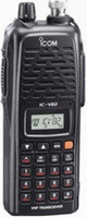 Wholesale Hot Walkie Talkie VHF W CH Two Way Radio IC V82 ICV82 V82 ICOM Business A0830A Two_Way