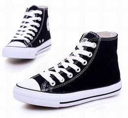Wholesale Renben marque unisexe chaussures de toile au dessus bas Haut Top Sport Shoes Sneakers AA01
