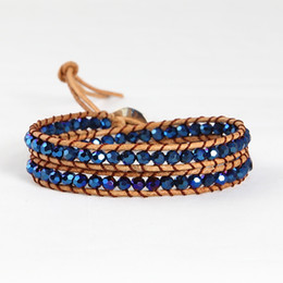 bead bracelets leather wrap bracelets leather for bracelets