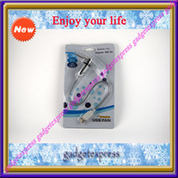 Wholesale Flexible USB Mini Fan Cooling Desktop Notebook PC Computer Mini New Plastic computer USB Fan