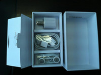 Wholesale Full Box Package with all Accessories For iphone amp S GB G G G White amp Black