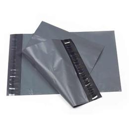 Poly Self-печать почтовый пакет пластиковый пакет конверт курьер почтовой рассылки сумки 28 * 42 см 50pcs / lot