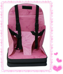 Wholesale 2 Colors Portable Baby Seat Baby cushion Seat Baby dining chair package Baby food seat