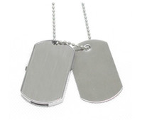 Wholesale real gb gb gb gb gb necklace metal dog tag USB Flash Drive pen drive memory stick drop UM0031