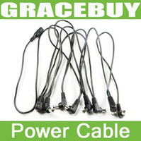 Wholesale VITOOS To Electrode Daisy Chain Harness Cable Guitar Effects Pedal Power Supply Adapter Splitter