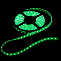 Wholesale Green M Blue flexible led strip IP66 Waterproof led strip with SMD LED lighting