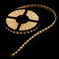Wholesale DC12V Warm White IP66 Waterproof led strip M LED W flexible LED Strip Light