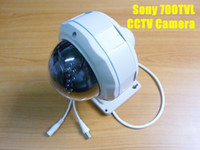 Wholesale 1 quot Effio Sony TVL CCD Color CCTV Security mm Varifocal Waterproof Camera