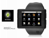Wholesale Android Smart phone Watch Inch Capacitive Screen GB memory MP Camera WIFI GPS