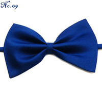 Wholesale pet tie dog ties bows pet s ties Neck tie sequin dog Bows neck ties solid color L11