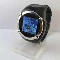 Wholesale MQ998 Watch Quad band Bluetooth Inch Touchscreen Single Sim Card Watch Cellphone HK post