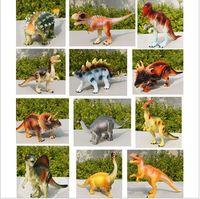 Wholesale Model Toys Geshi Ni CM simulation dinosaur toys dinosaur toys dinosaur doll