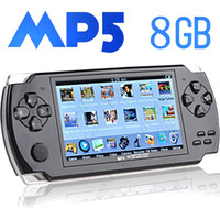 "4.3 inch No 8GB 8GB 4.2"" TV MP5 Player Game Console Music Movie mp3 mp4 FM Recorder Calendar Alarm Photo Ebook"