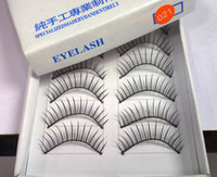 b machine - Thick Soft Long False Eyelashes Eye Lashes special for party False Eyelashes Free