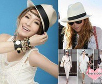 Wholesale Beach straw hat colors for you pick