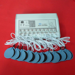 Wholesale Potable Micro Current Slimming Equipment BIO Slimming And Lymph Drainage Device