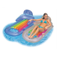 Wholesale LOUNGE Chair Inflatable Pool Float Raft NEW