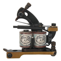 copper tattoo machine - 10 Wrap Coils Tattoo Machine Shader Tattoo Machine Pure Copper