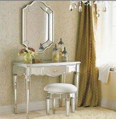 2017 mr glass mirrored vanity set from rachel5818 dhgate com. Black Bedroom Furniture Sets. Home Design Ideas