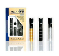 Wholesale Filter cigarette holder Clean Cool Nicotine Tar Holder Filter Filter Wash Recycling Use